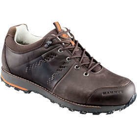 Mammut Alvra Low LTH Shoes Men dark brown-crumble